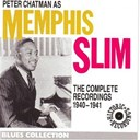Memphis Slim - The complete recordings 1940-1941