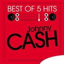 Johnny Cash - Best of 5 hits - ep