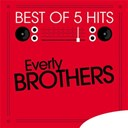 The Everly Brothers - Best of 5 hits - ep