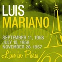Luis Mariano - Live in paris