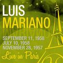 Luis Mariano - Live in paris