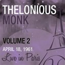 Thelonious Monk - Live in paris, vol. 2