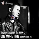 David Vendetta - One more time (feat. max c) (remix pack, vol. 1)