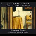 Benjamin Alard - Bach: sonate a 2 clav. & pedal. bwv 525 - 530