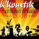 K Koustik - Concert talents guadeloupe au casino de paris 2008