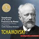 Antal Dorati / Igor Markevitch / Pierre Monteux / The London Symphony Orchestra - Tchaïkovski: symphonies nos. 4, 5 et 6 & francesca da rimini (les indispensables de diapason)