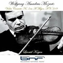 Leonid Kogan / Vasil Stefanov Bulgarian National Radio Symphony Orchestra - Mozart: violin concerto no. 5, in a major, kv. 219 (live recording from 1968)