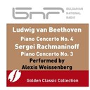 Alexis Weissenberg / Emil Chakarov / Sofia Philharmonic Orchestra - Beethoven - rachmaninoff: piano concerts (live at sofia music weeks festival)