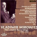 Vladimir Horowitz - The london recordings (1932-1936)