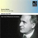 Bruno Walter / Gustav Mahler - Le chant de la terre