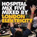 Bungle + Index / Commix / Danny Byrd / High Contrast / Logistics / London Elektricity / Nu Tone / Paradox / Q-Project / Seba / Sonic - Hospital mix 5