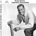 Brook Benton - Legendary song stylist