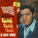 "Elvis Presley ""The King"" - Girls! girls! girls! (original soundtrack)"