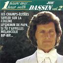 Joe Dassin - Une heure avec joe dassin - vol. 2