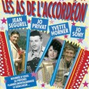 André Var / Jean Segurel / Jo Privat / Yvette Horner - Les as de l'accordéon