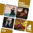 Kasey Chambers - 4 album box set: the captain/barricades & brickwalls/wayward angel/carnival