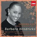 Barbara Hendricks - Barbara hendricks: berlioz/ britten/ duparc/ ravel