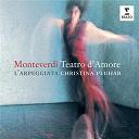 Christina Pluhar / L'arpeggiata - Monteverdi: teatro d'amore