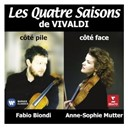 Anne-Sophie Mutter - Vivaldi les 4 saisons - c&ocirc;t&eacute; pile, c&ocirc;t&eacute; face