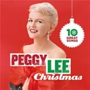 Peggy Lee - 10 great christmas songs