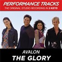 Avalon - The glory (performance tracks) - ep