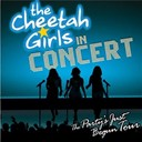 The Cheetah Girls - The cheetah girls in concert - the party's just begun tour original soundtrack