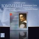 Christophe Rousset / Gérard Lesne / Il Seminario Musicale / Véronique Gens - Jomelli : lamentazioni per il mercoledi santo