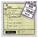 Ufo - Bbc in concert (6th june 1974)