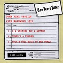 Ten Years After - John peel session (23rd november 1972)