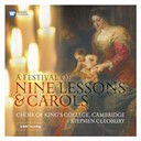 Cambridge / King's College Choir Of Cambridge - A festival of nine lessons &amp; carols