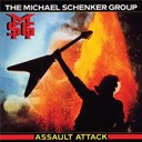 The Michael Schenker Group - Assault attack (2009 digital remaster + bonus track)