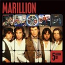 Marillion - 5 album set (remastered) (script for a jester's tear/fugazi/real to reel/misplaced childhood/clutching at straws)