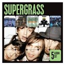 Supergrass - 5 album set (i should coco/in it for the money/supergrass/life on other planets/diamond hoo ha)
