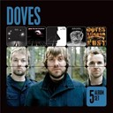Doves - 5 album set (lost souls/the last broadcast/lost sides/some cities/kingdom of rust)