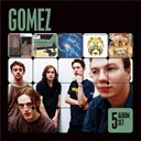 Gomez - 5 album set (bring it on/liquid skin/in our gun/split the difference/five men in a hut)