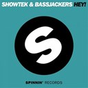 Bassjackers / Showtek - Hey!