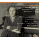 Alfred Schnittke / Mark Gorenstein / Victoria Lyubitskaya - Concerto pour piano - variations sur un accord - improvisation & fugue