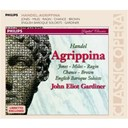 Alastair Miles / Della Jones / Derek Lee Ragin / Donna Brown / George Frederic Haendel / John Eliot Gardiner / Michael Chance / The English Baroque Soloists - Handel: agrippina