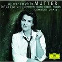 Anne-Sophie Mutter / Anton Webern / George Henry Crumb / Lambert Orkis / Ottorino Respighi / Serge Prokofiev - Anne-sophie mutter - recital 2000