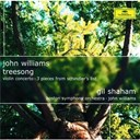 Gil Shaham / John Williams / The Boston Symphony Orchestra - John williams: treesong; violin concerto; 3 pieces from schindler's list