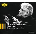 Chor & Symphonie-Orchester Des Bayerische Rundfunks / Leonard Bernstein / Ludwig Van Beethoven / The Amsterdam Concertgebouw Orchestra / The Boston Symphony Orchestra / Wiener Philharmoniker - Beethoven: the amnesty international concert; symphonies nos.7 & 9; overtures; string quartet arr.; missa solemnis