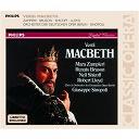 Giuseppe Sinopoli / Giuseppe Verdi / Orchester Der Deutschen Oper Berlin - Verdi: macbeth