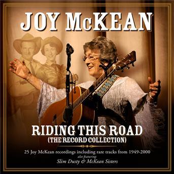 Joy Mckean - Riding this road