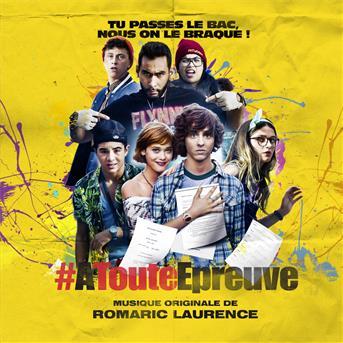 Romaric Laurence - A toute épreuve (bande originale du film)